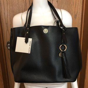 NWT Anne Klein Holly Tote Purse Shoulder Bag